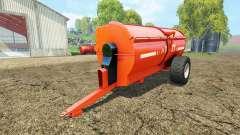 Abbey 2090 para Farming Simulator 2015