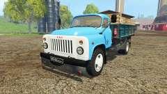 GAZ 53 azul
