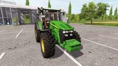 John Deere 7830 v2.2 para Farming Simulator 2017