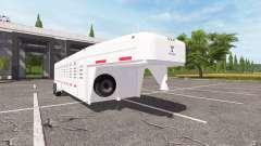 Animal trailer para Farming Simulator 2017