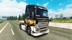 Pieles Lamborghini Gallardo para el Volvo trucks