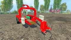 Kverneland 998 para Farming Simulator 2015