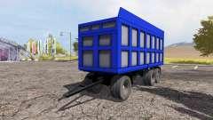 Fratelli Randazzo tipper trailer