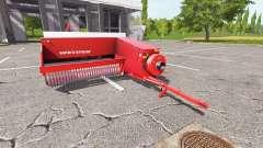 Welger AP730 para Farming Simulator 2017