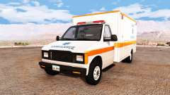Gavril H-Series ashland city ambulance para BeamNG Drive