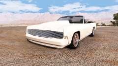 Gavril Barstow convertible v1.3 para BeamNG Drive