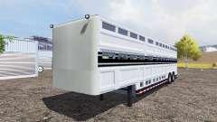 Livestock trailer v2.0