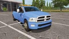 Dodge Ram 3500 v1.2 para Farming Simulator 2017