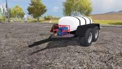 Water barrel para Farming Simulator 2013