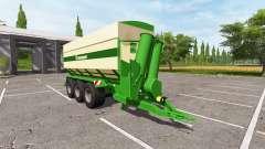 Krone TX 430 v1.1.1 para Farming Simulator 2017