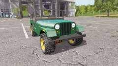 Jeep CJ-5 1972