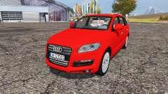 Audi Q7 (4L) v1.1