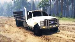 Ford F-450 Super Duty LWB