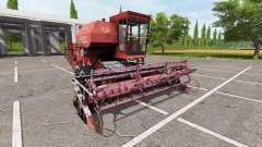 KPC Yenisei 1200 para Farming Simulator 2017