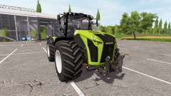 CLAAS Xerion 4000 v4.0