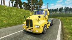 Kenworth T600 Day Cab