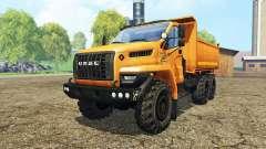 Ural 5557-6121-74 Siguiente