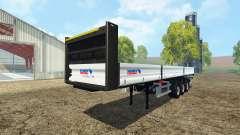 Semitrailer Schmitz Cargobull para Farming Simulator 2015