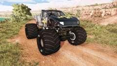 CRD Monster Truck v1.04 para BeamNG Drive