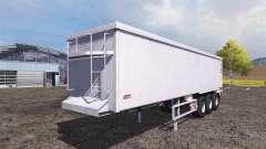 Kroger Agroliner SRB3-35 manure spreader