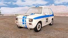 Fiat 126p v5.0 para BeamNG Drive