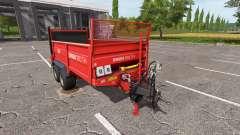 SIP Orion 120 TH para Farming Simulator 2017