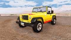 Ibishu Hopper lifeguard para BeamNG Drive