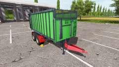 Fendt TMK 100K para Farming Simulator 2017
