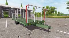 TF di Fattori 1140 PB para Farming Simulator 2017