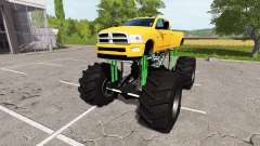Dodge Ram lifted