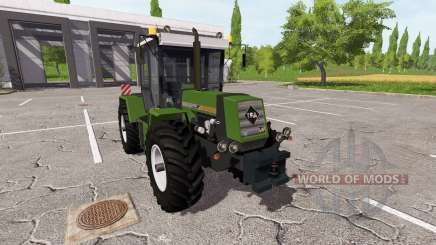 Fortschritt Zt 323-A v2.0 para Farming Simulator 2017