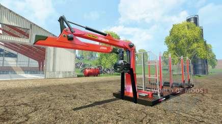 ITRunner forest edition v0.5 para Farming Simulator 2015