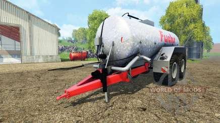 Fuchs 18500l para Farming Simulator 2015