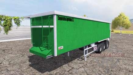 Kroger Agroliner SRB3-35 multifruit para Farming Simulator 2013