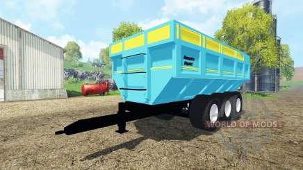Mengele Gigant para Farming Simulator 2015