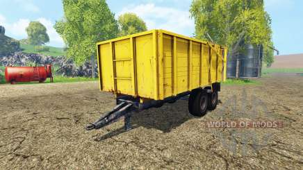 10 PTS para Farming Simulator 2015