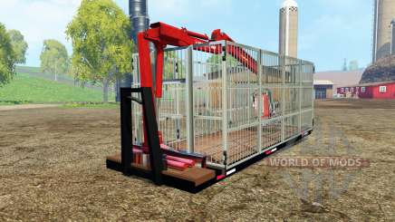 ITRunner forest edition v0.6 para Farming Simulator 2015
