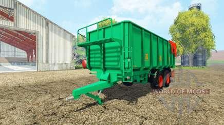 Aguas-Tenias TAT22 v2.0 para Farming Simulator 2015