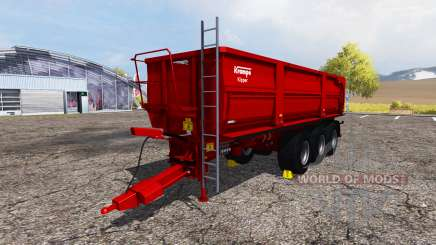 Krampe Big Body 900 v2.0 para Farming Simulator 2013