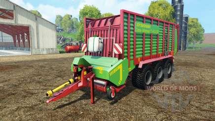 Strautmann Tera-Vitesse CFS 4601 DO v2.0 para Farming Simulator 2015