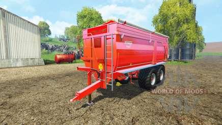 Krampe BBS 650 para Farming Simulator 2015