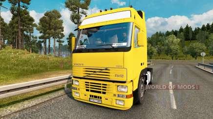 Volvo FH12 v1.4 para Euro Truck Simulator 2
