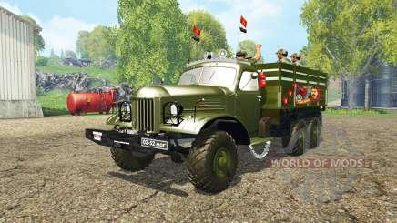 ZIL 157 v4.0 para Farming Simulator 2015