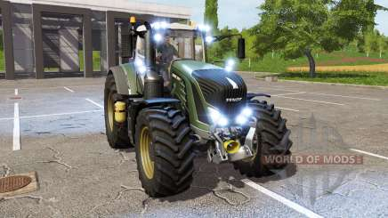 Fendt 939 Vario v3.0.0.1 para Farming Simulator 2017