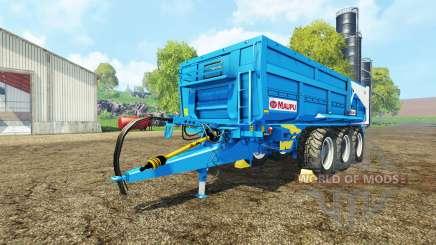 Maupu TDM para Farming Simulator 2015