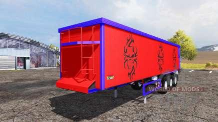 Kroger Agroliner SRB3-35 v2.0 para Farming Simulator 2013