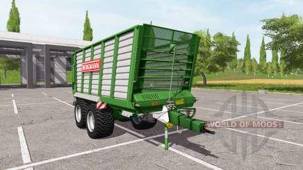 BERGMANN HTW 30 para Farming Simulator 2017