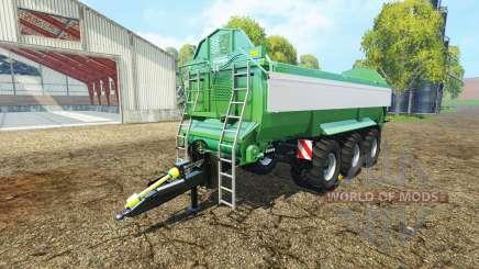 Krampe Bandit 800 para Farming Simulator 2015