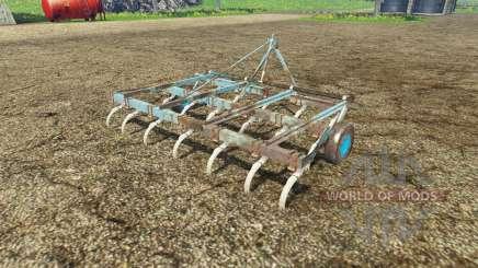 Cultivator v1.1 para Farming Simulator 2015