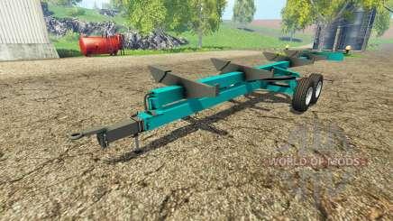 Cochet header trailer para Farming Simulator 2015